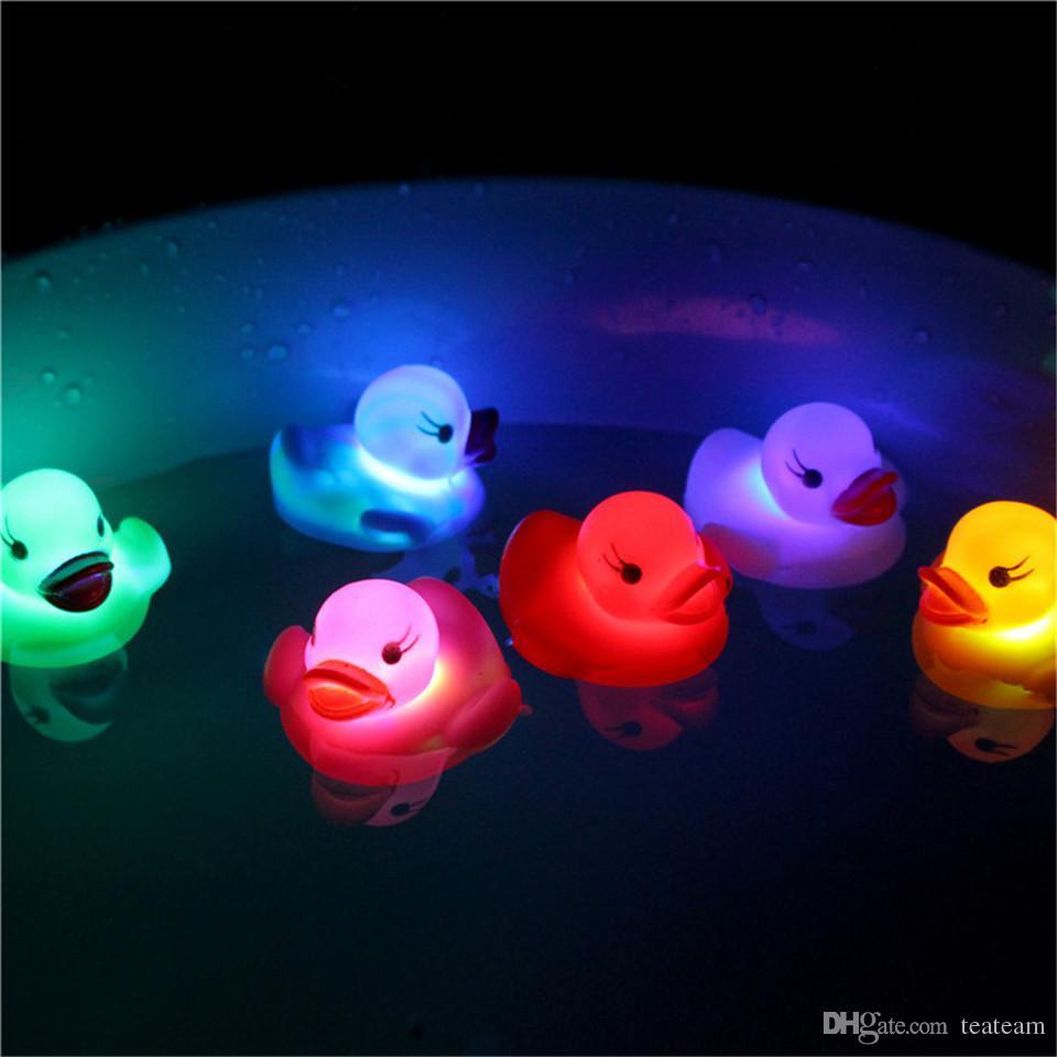 2018 Novel Night Light Tub Party Lighting Colorful Led Light Up Bath ...