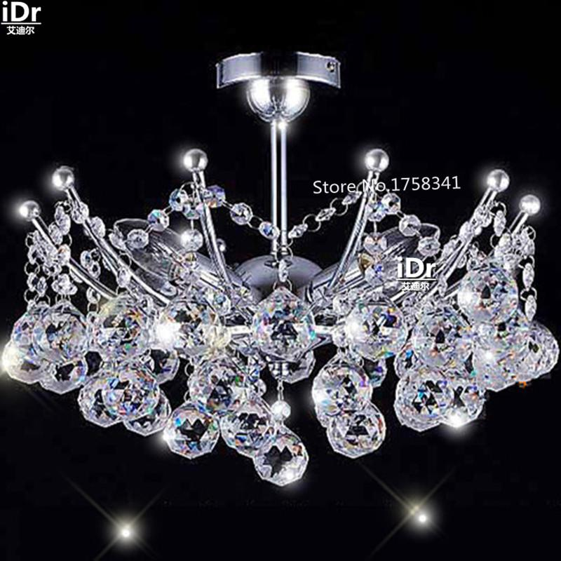 Empire Mini Crystal Chandelier Chrome Finish Lights Hanging Kit Guaranteed100 Cool Chandeliers Chain From Adrjsyp 338 86 Dhgate Com