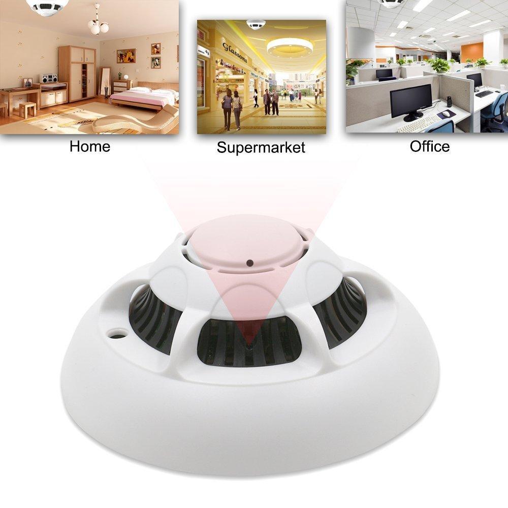 UFO Mini câmera IP 720 P sem fio Wi-fi câmera IP Nanny Cam Video Record para segurança em casa