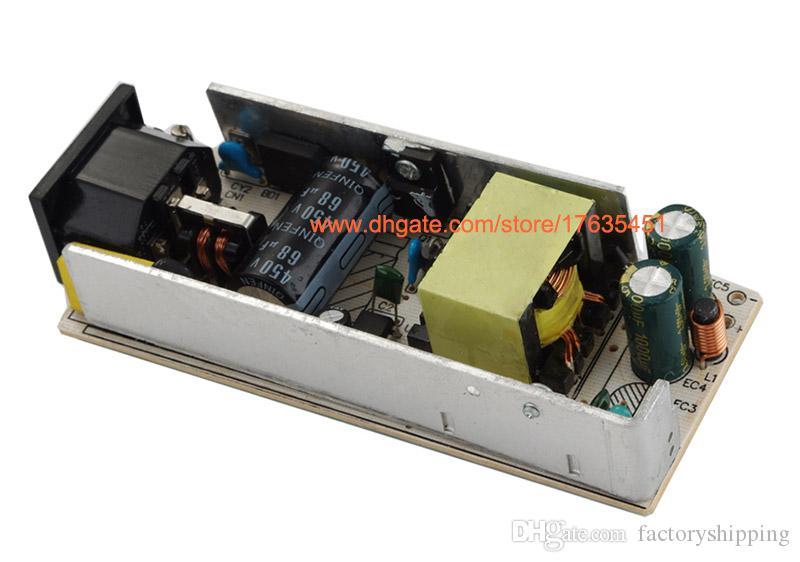 AC 100 V-240 V Conversor Adaptador DC 24 V 2A 48 W Carregador de Alimentação 5.5mm Lote Frete grátis