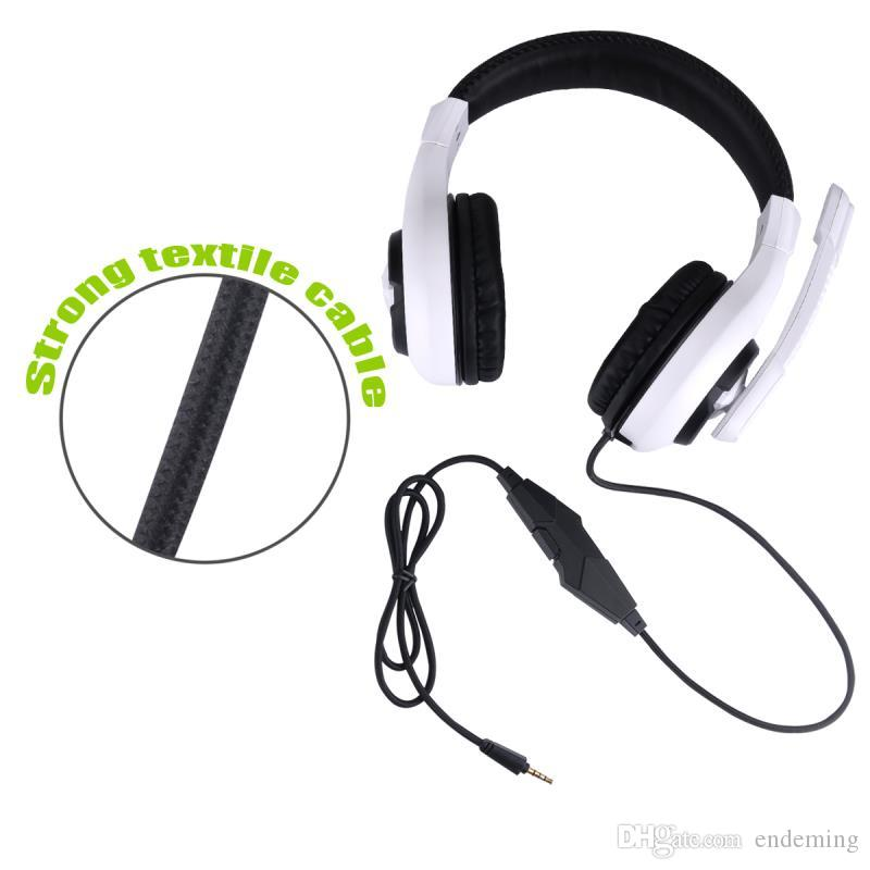 Hots News Arrival Headphone XBOX PS4 Gaming Headsets Headphone Headphones with Microphone High Quality Headset For Computer Headphone