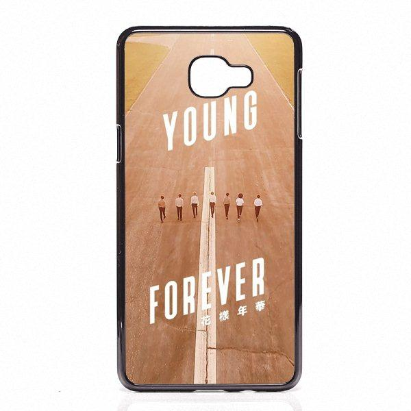 best service 41afc c91b2 BTS Bangtan Boys Phone Covers Shells Hard Plastic Cases For Samsung Galaxy  A3 A5 A7 A8 2015 2016 2017