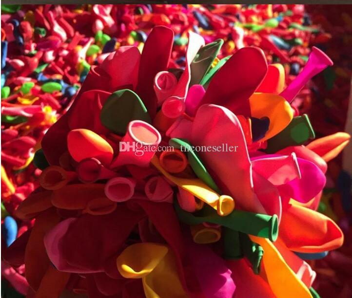 500 saco / lote Balões De Água Balões De Água Mágica de recarga sacos balões + Selos o-rings + conjunto de tubulação kit balões mágicos 1 saco = 120 balões