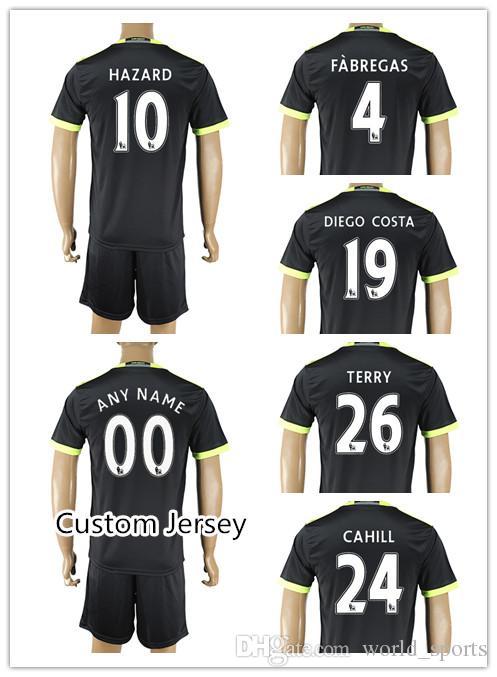 abbigliamento calcio Chelsea conveniente