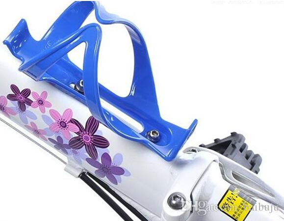 PC bike bottle cage mountain high toughness water bottle holder colorful size 148*80mm free shipping