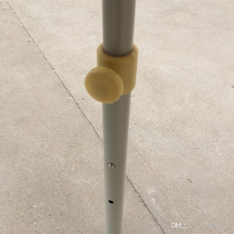 52in 금속 라운드 정원 파라솔 캐노피 안뜰 일 그늘 테라스 우산 크랭크 틸트 28L 플라스틱 레드 워터 탱크 사용자 지정 인쇄 서비스