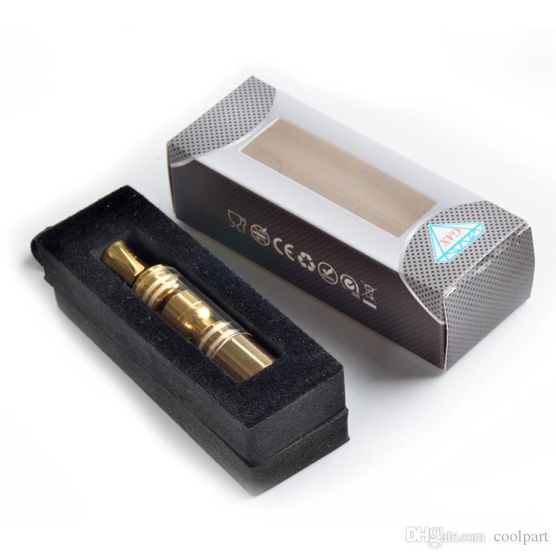 GAX GT Pyrex 유리 분무기 재건축 탱크 왁스 건조 허브 기화기 펜 초본 기화기 수증기 담배 키트 EGO 배터리 용