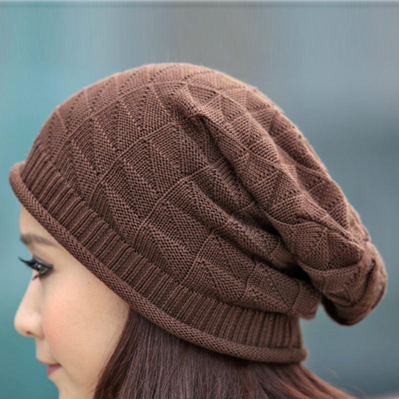 84e290c41a9 New Winter Women Beanies Warm Soft Fashion Ladies Beanie Skull ...