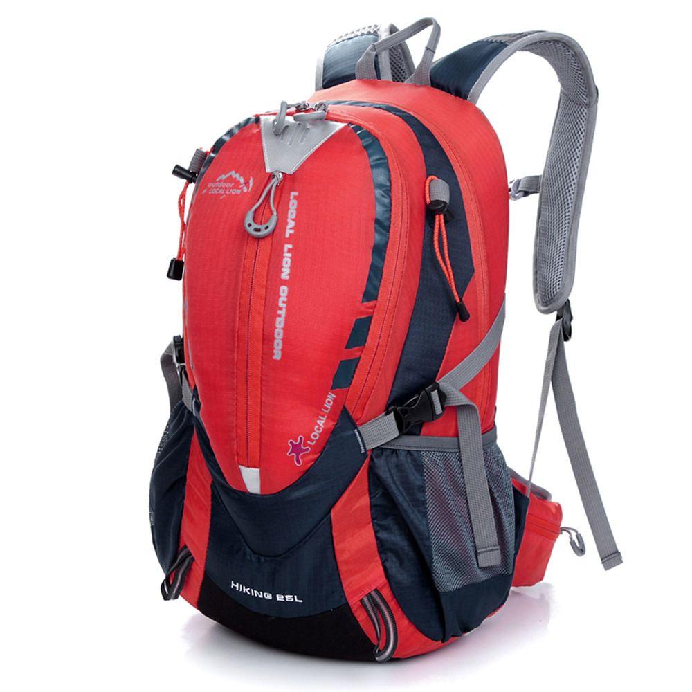 c89b77878965 2019 Travel Sports 25L Cycling Backpack Bag Waterproof Women Riding Bike  Camping Climbing Hiking Backpack Outdoor Bicycle Mochila Men From Icoool