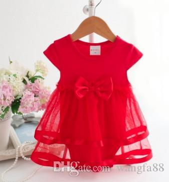 Summer Baby Piece Pagliaccetto Abbigliamento infantile Abbigliamento bambini Abbigliamento bambini Tuta e pagliaccetti Vestito da ragazza Baby Onesies Lovekiss