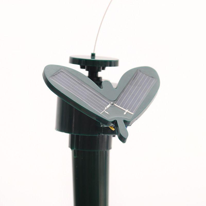 Yeni Güneş hummingbirds, kelebekler bahçe oyuncaklar, öğrenciler aydınlanma eğitici çocuk oyuncakları güneş enerjisi hediyeler ile pil