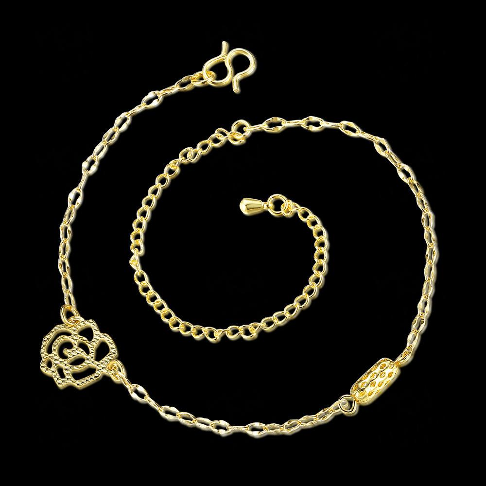 rose chan bracelet newest tengyi store jewelry gift foot product gold anklets a fashion plated women crystal anklet wholesale bangle party