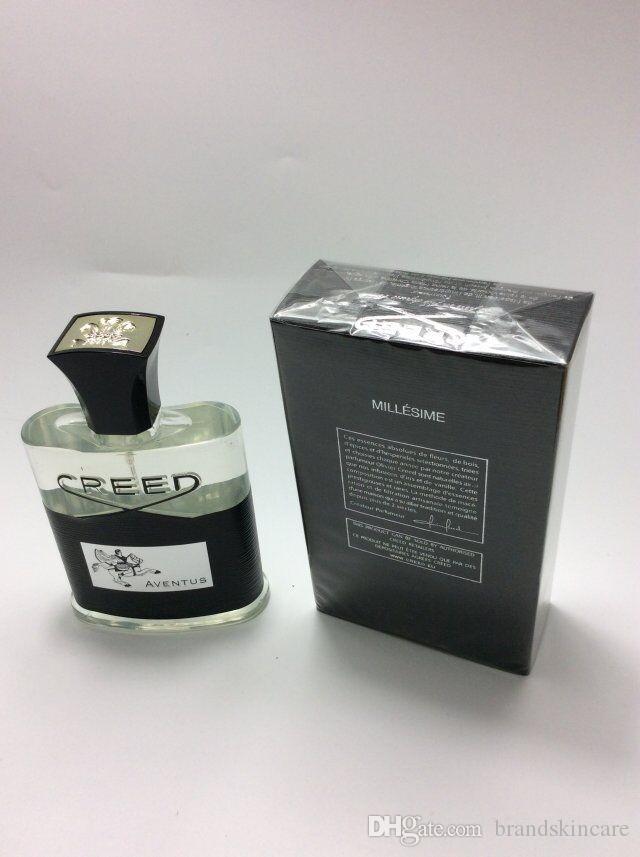 Nuovo profumo Aventus di Creed gli uomini 120ml con tempo di lunga durata di buona qualità Cavalità di alta qualità Spedizione gratuita