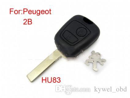 Auto Smart HU83 2 en 1 auto pick et décodeur pour Peugeot, outil de serrurier livraison gratuite