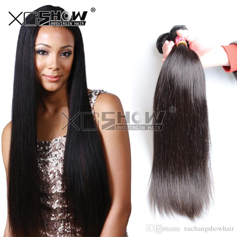 Top Selling Hair Extensions 7a Peruvian Malaysian Indian Unprocessed