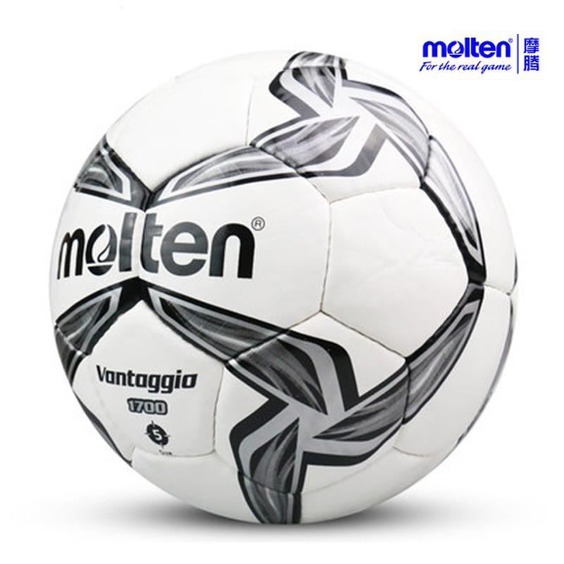 da0b266c6c Compre Original Molten F 5V 1700Size 5Pu Match Ball Futebol Profissional  Futebol Goal Bolas Da Bola De Futebol Balon Bola De Futbol De Jersey168