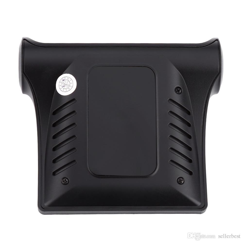 TP880 Auto TPMS Sistema de Monitoramento de Pressão Dos Pneus de Energia Solar Alarme de Temperatura Do Pneu Do Carro Com 4 Sensores Externos LED Anti-Thef