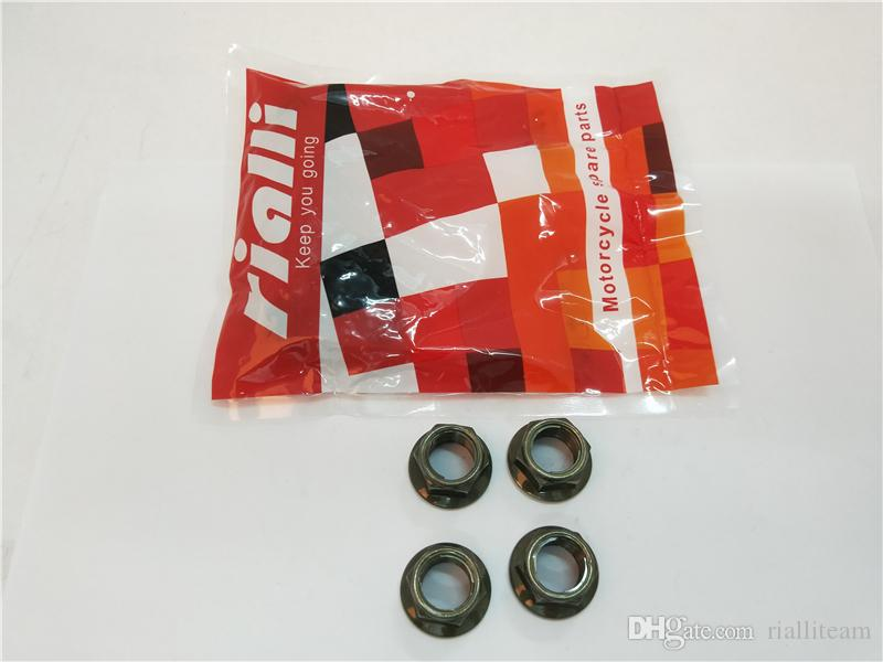 Wholesale For New Spindle Nut Front Axle Parts Wheel Nut Motorcycle Parts Rear Nut Factory Direct Sales