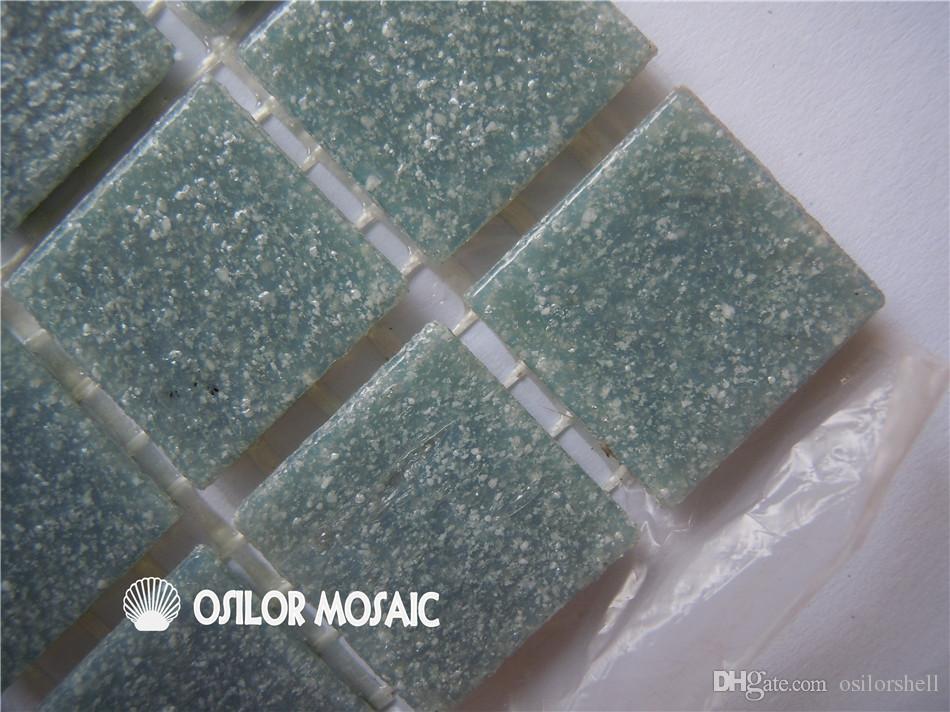 стеклянная мозаичная плитка для ванной комнаты и кухни настенная плитка 20x20mm 4 квадратных метра за лот A73