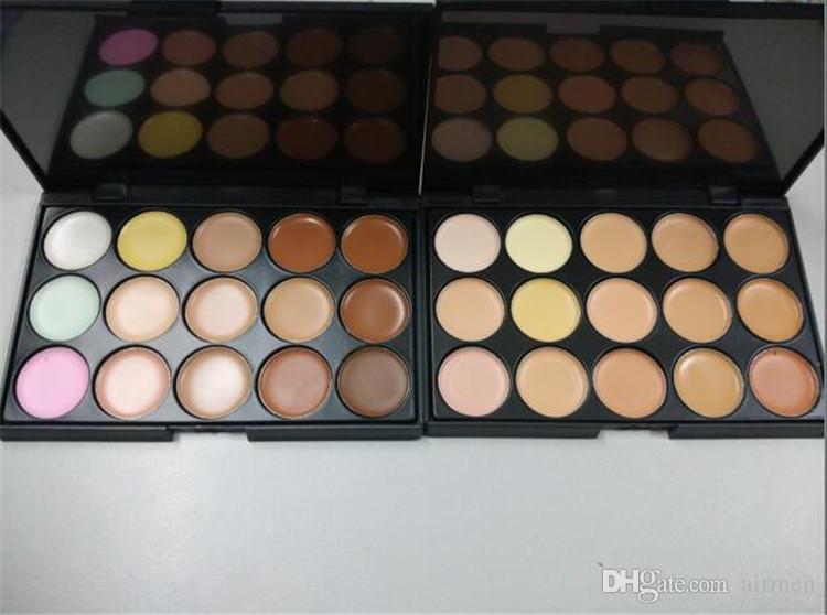 Concealer Profession make up Face Cream Maquiagens Skin Concealer Palette best quality DHL free