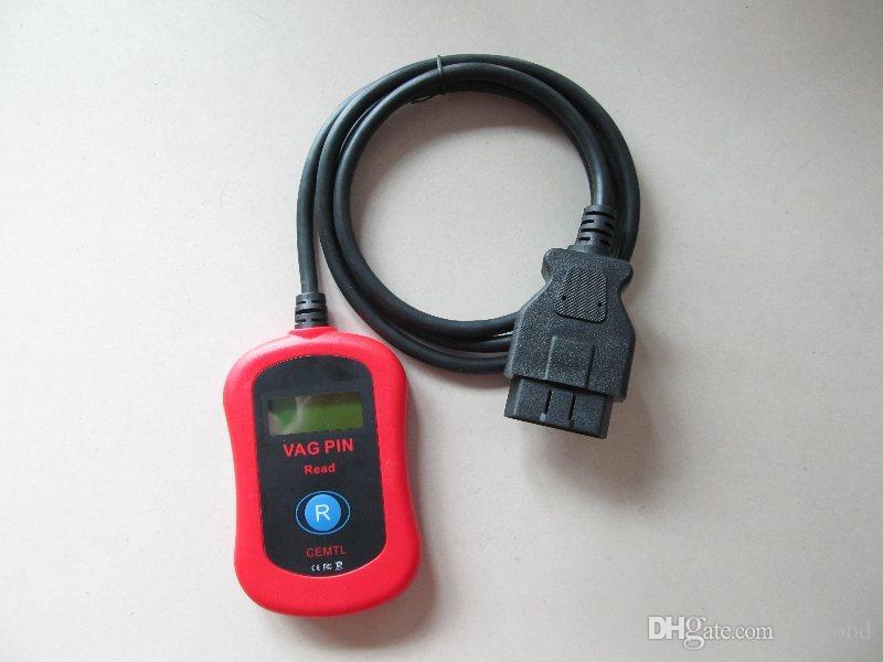Lettori di codici pin VAG Dispositivo di programmazione chiave tramite OBD2 garanzia di alta qualità di un anno di garanzia