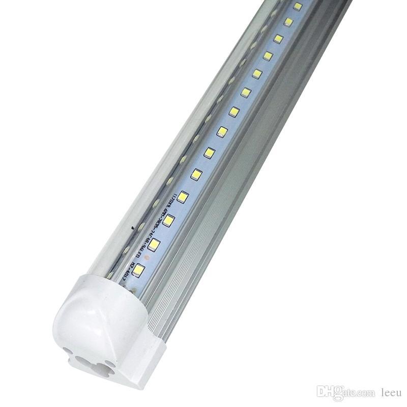 Integrated Cooler Door 1.2m 1200mm 4ft 28W Led T8 Tube SMD2835 High Bright light 4 feet 2800lm 85-265V fluorescent lighting
