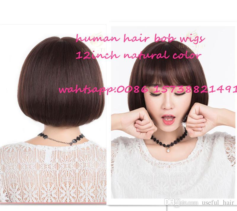 koronki przednie krótkie peruki bobo peruki koronki przednie ludzkie włosy peruki dla czarnych kobiet krótkie peruki Pre skubkowane naturalne włosy z włosami