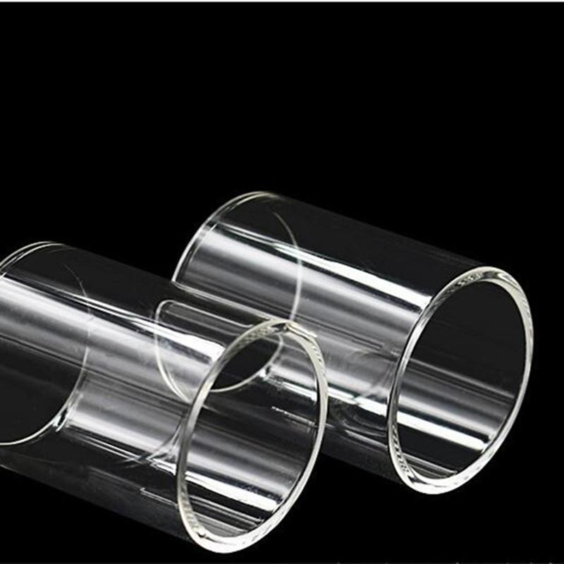Yedek Pyrex Cam Tüp Tfv8 Griffin 22 Subtank Mini Nano Artı TFV4 MINI Mikro TFV4 2.5 ML 3.5 ML 5 ML Toptank Mini Nano