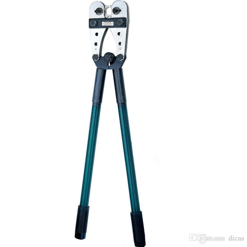 Y.O terminal crimping tool wire press pliers HX-50B/SC/D HX-120B/150B/245B compress clamp pliers copper aluminum wiring terminal crimper