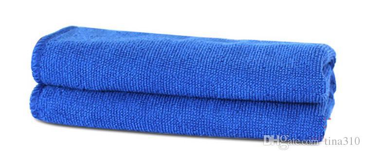 Чистящие салфетки из микрофибры Одеяло для домашних животных Гипоаллергенный без химикатов Чистящие салфетки для собак Мода Pet Банные полотенца Зоотовары IC795
