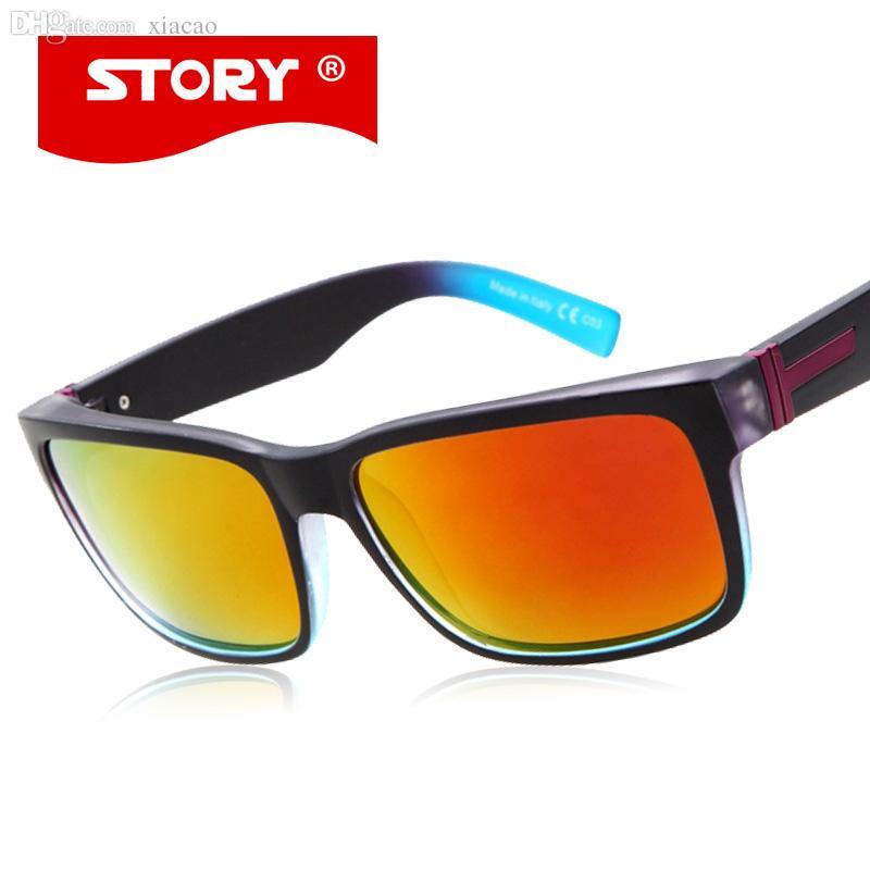 de04995a388 Wholesale GUANXUAN Polarized Sports Sunglasses Men Ciclismo Glasses Mens  Story Brand Designer Coating Fashion Oculos Sun Glasses For Men Dragon  Sunglasses ...