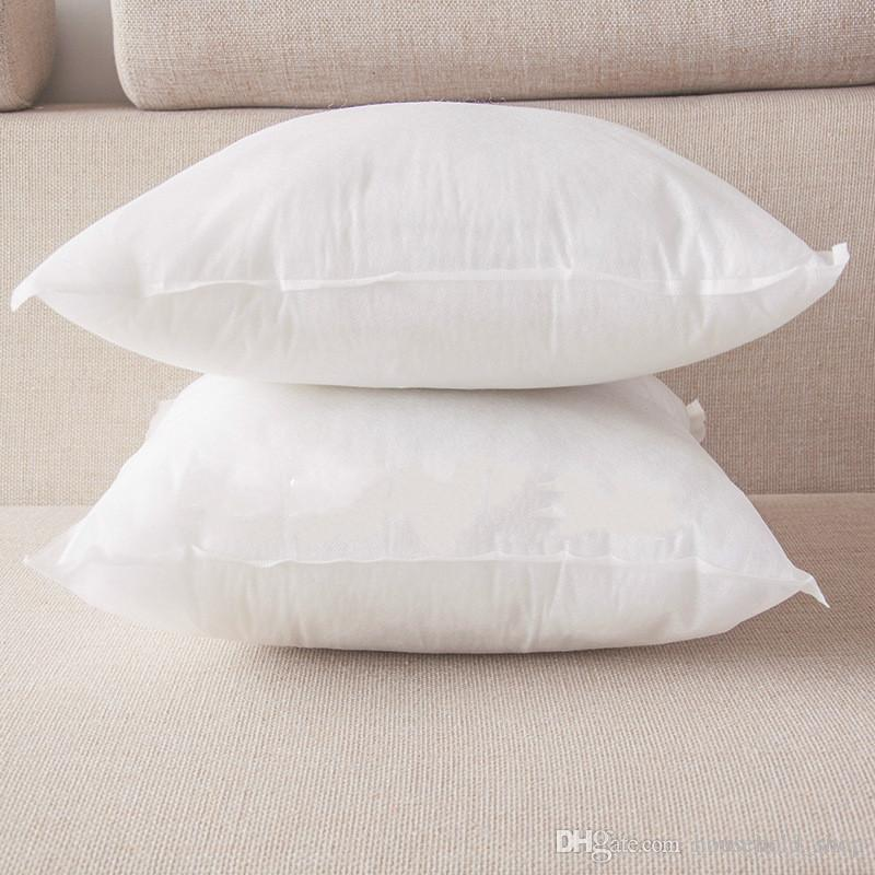 Factory Direct Low-cost Wholesale pp Cotton Hollow Pillow Core Cushion Core High Quality Non Woven Pillow Core