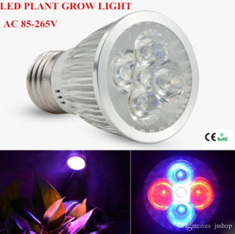 E27 85 265v Led Plant Grow Light Full Spectrum Led Grow Lamp 3 Red 2 ...