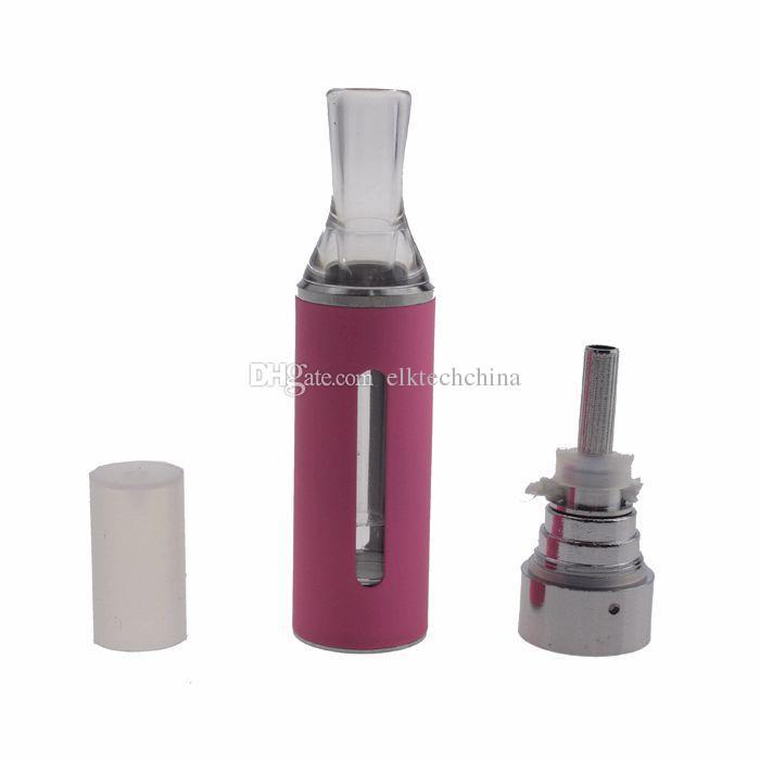 MT3 ecig атомайзер - DHL 2.4 мл сменная катушка электронная сигарета атомайзер rebuildable катушки clearomizer бак для ego батареи EVOD MT3 комплект