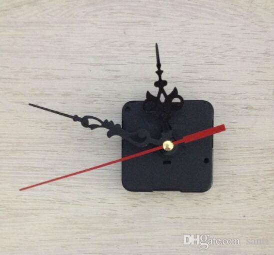 Kit de Reparação de Movimento de Quartzo Mecanismo DIY Ferramenta Mão Eixo Mecanismo
