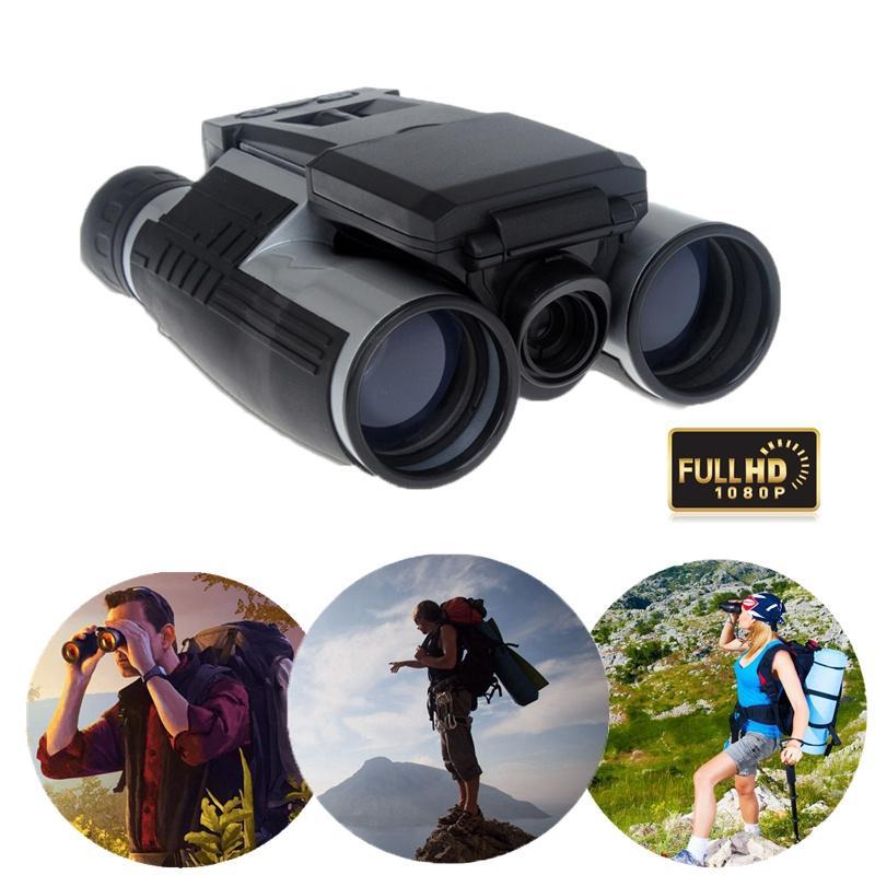 newest Video Camera HD 1080P Digital Telescope Multi Function 4 in 1 Telescope Video Recorder DVR Camcorder