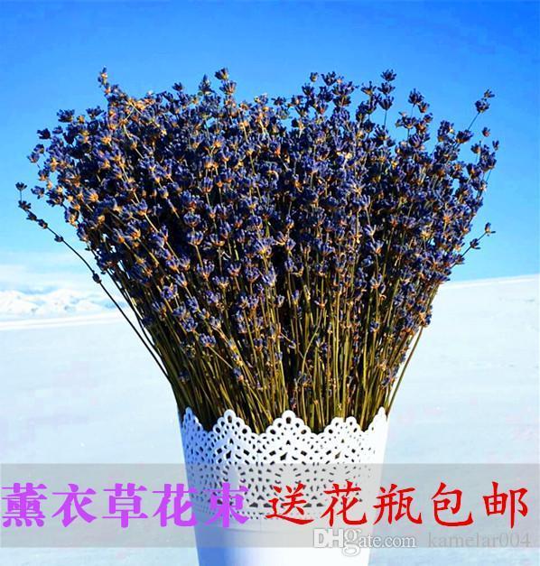 Best Dried Lavender Flowers Wholesale Wedding Bouquet Decoration ...