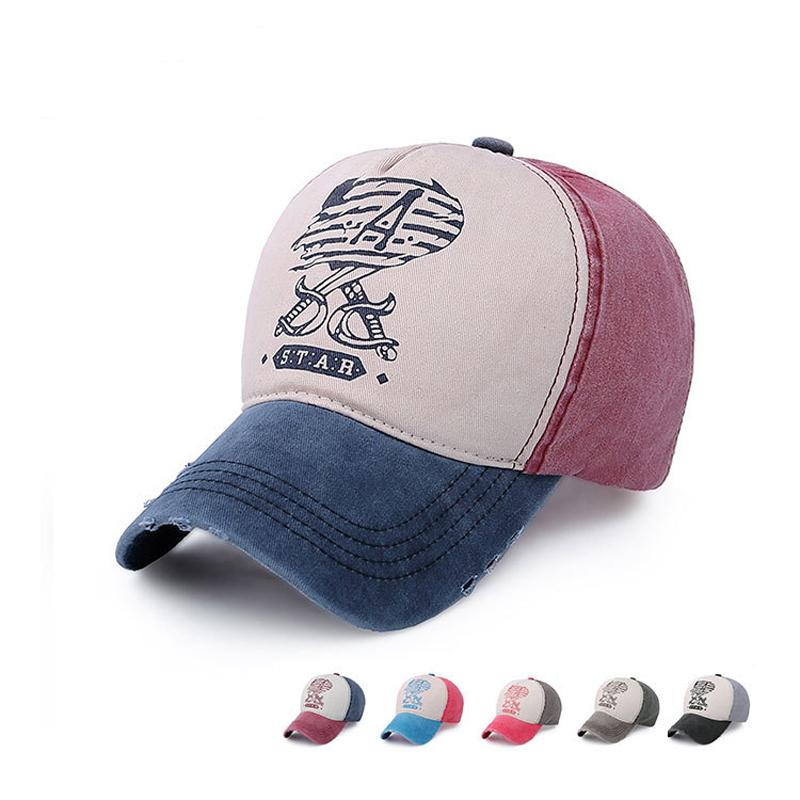 e550bfad7b5 Cotton Snapback Adjustable 5 Panel Baseball Cap for Men Women Fashion Hip  Hop Cap Gorras with Print Double Knife Sunhat for Unisex GH-92 Baseball Cap  Hip ...