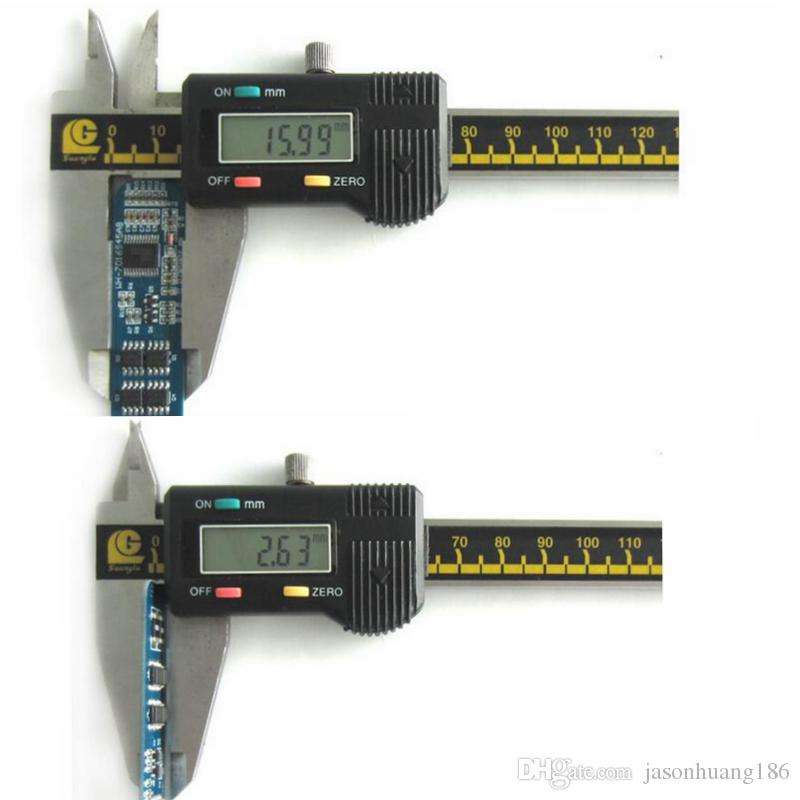BMS-5S 10A 18.5V PCM Li-ion 3.7V Protección de batería Voltaje de equilibrio Corriente Voltio Amp Regular Protección contra sobrecarga 1010LWH701