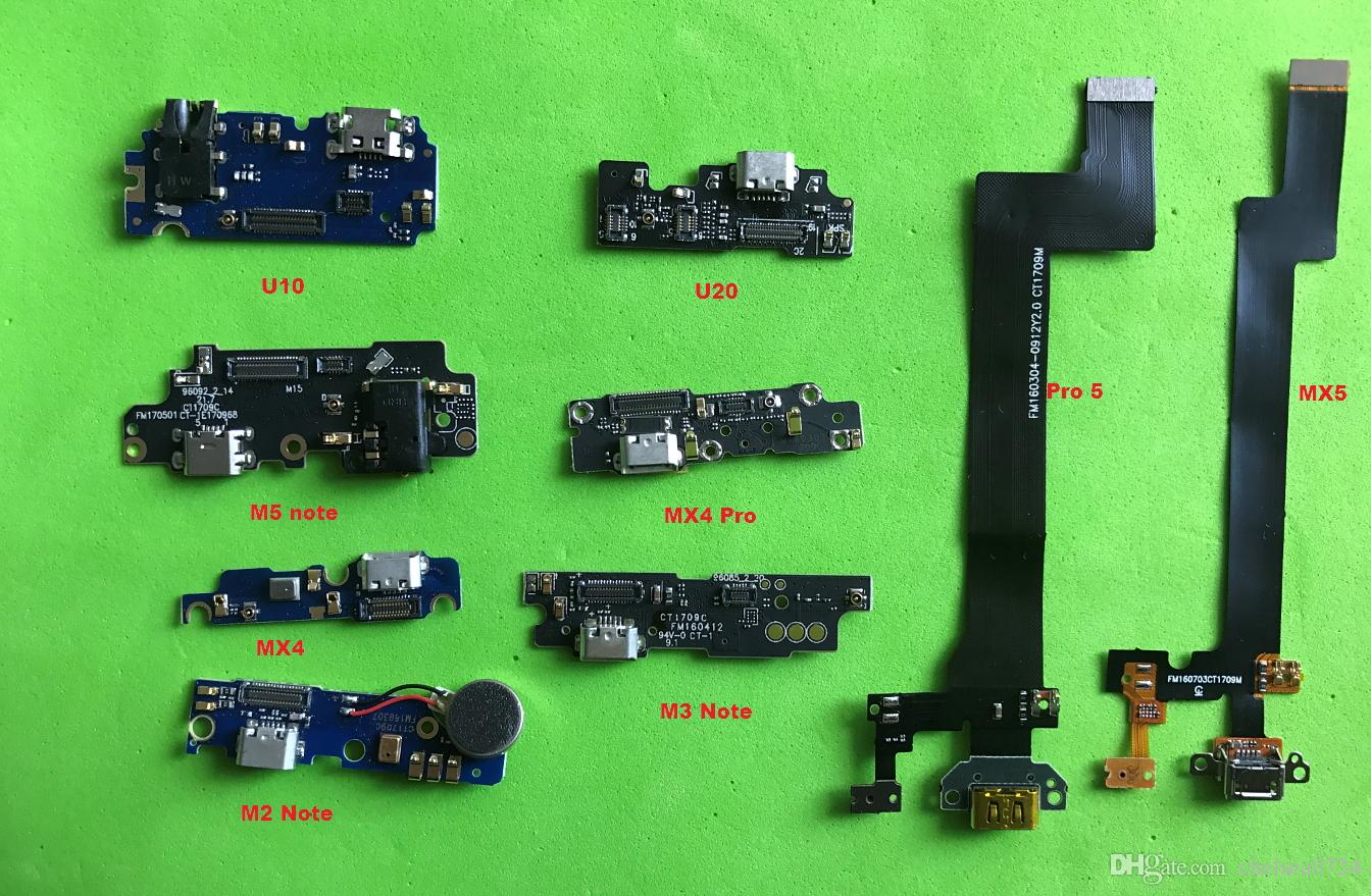 For Meizu meilan metal M2 M3 M5 Note MX4 MX5 Pro U10 U20 Charger Charging port Dock USB Connector Data Flex Cable Headphone Jack Flex Ribbon