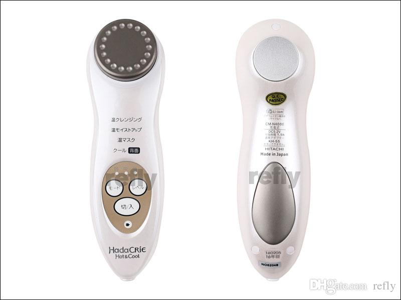 Hitachi CM-N4000 Hada Crie Cool Facial Moisture Skin Cleansing Massager Skin Care Device VS CM-N3000 Smart Profile Mia Fit Alpha Fit