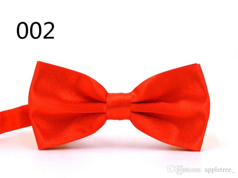 bow tie bow ties for Women Men solid bowties adult double layer metal buckle bowtie womens mens neckwear for Wedding Party wholesale