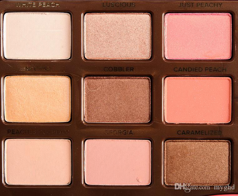 Newest item Sweet Peach Eye Shadow Collection Palette Eyeshadow Makeup by dhl from Myghd