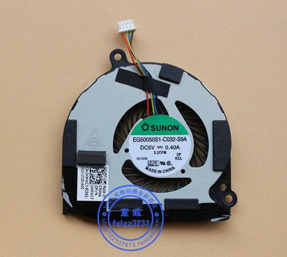 DELL E7440 E7420 için yeni Orijinal DC28000F5SL Latitude Dizüstü soğutma fanı