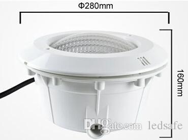 비닐 수영장 라이너 LED 쉘 IP68 야외 수 중 조명 램프에 대 한 방수 파 56 수영장 연못 조명 라이너 고정 장치