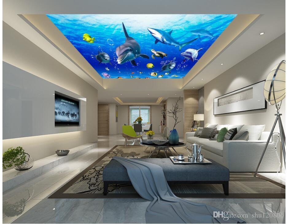 wallpaper ceilings related keywords - photo #30