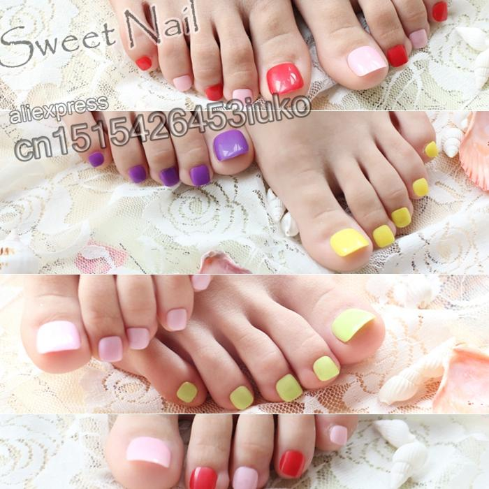 Wholesale Fashion Design Cute Toes Latest French Style Candy ...