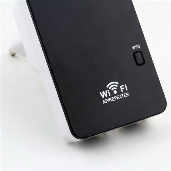 JSX US/EU/UK 300M 300Mbps Wireless-N Mini Router Wifi Repeater Extender Booster Amplifier Dual RJ45 Port Wholesale Store