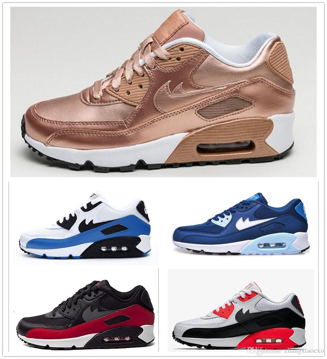 2018 Free Shipping 2017 Kpu Men Women Running Shoes Classic Mens Trainer Cushion Surface Scarpe Uomo Breathable Sports Sneakers sale eastbay manchester great sale cheap online 1sST1XE7D1