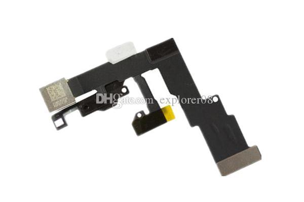 Nova Face Frontal Câmera com Sensor de Luz de Proximidade Flex Cable para iPhone 6 4.7 iPhone6 Além disso 5.5 Peça de Reposição